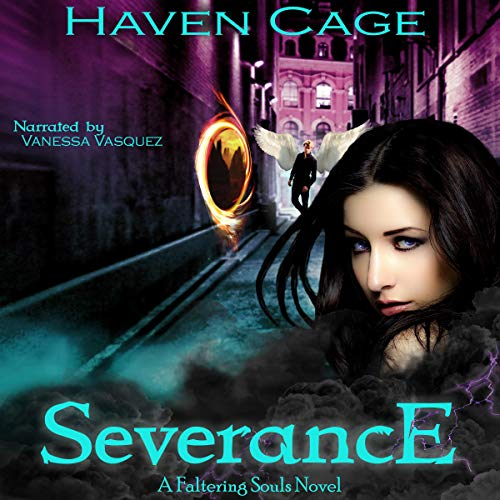 Severance audiobook cover art