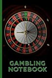 Roulette Table Game: Gambling Profit and Loss Notebook