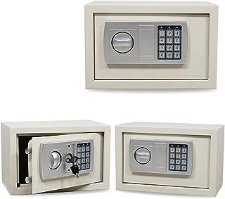 Cabinet Safes Safe Key Rotating Unlocking Home Small Password Unlocking Office Important Document Safe Locking Wardrobe Be...