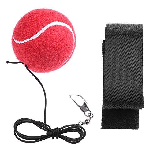 Domybest Boxball Reflexball Vechtbal met hoofdband voor een snelle reactiesnelheid