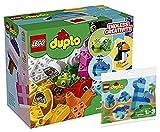 Lego Duplo 10865–modelos divertidas + Lego Duplo 30325–Mi primer dinosaurios, Juguete para el niño Jardín de edad