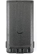 KNB-14 Shell Caja de batería Pack para Kenwood Shell walkie Talkie portátil de Radio de Dos vías TK-2107 TK-2107G TK-2100 TK-2102 Walkie Talkie