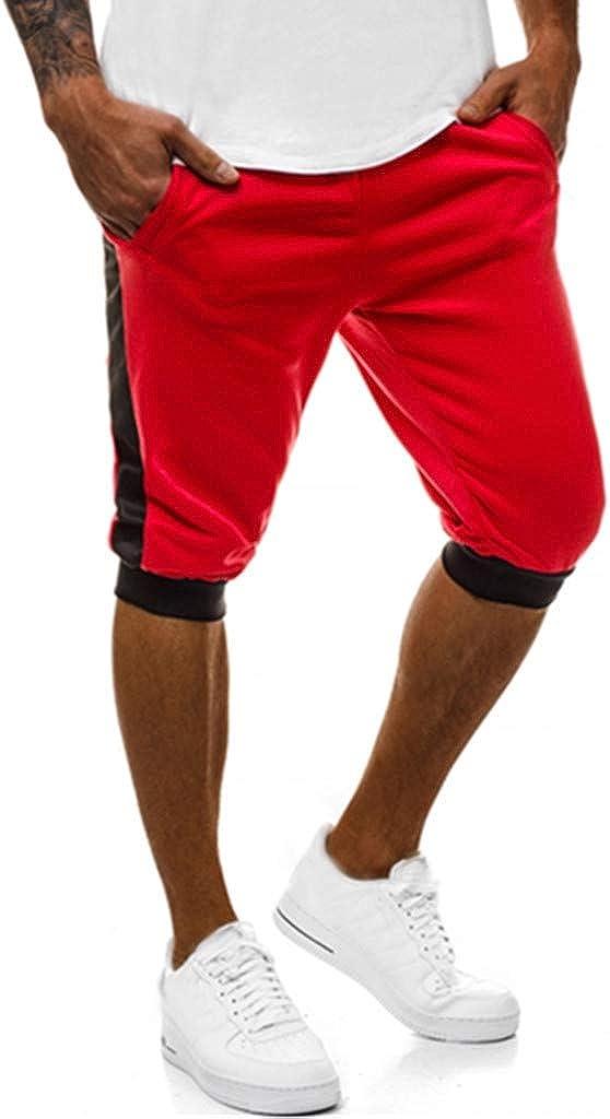 Mens OFFer Sweatpants F_Gotal Manufacturer OFFicial shop Men's Casual Drawstring Elas Plain