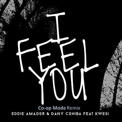 Eddie Amador & Dany Cohiba feat. Kwesi