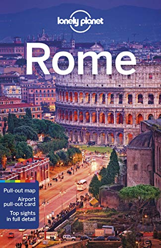 Lonely Planet Rome [Lingua Inglese]
