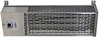 KING U24100 Pump House Heater, 1000W / 240V