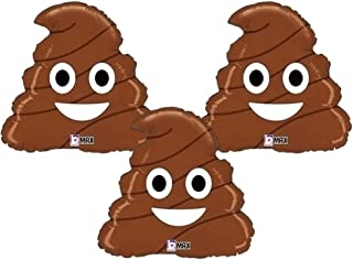 Set of 3 Poop Emoji 20