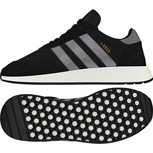 Adidas I-5923, Zapatillas de Deporte Hombre, Negro (Negbás/Gritre/Ftwbla 000), 40 EU