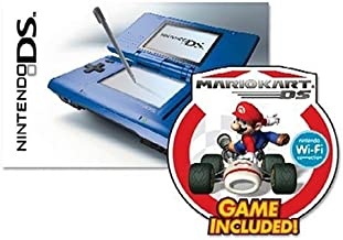 Nintendo DS: Mario Kart Bundle - Electric Blue [video game]