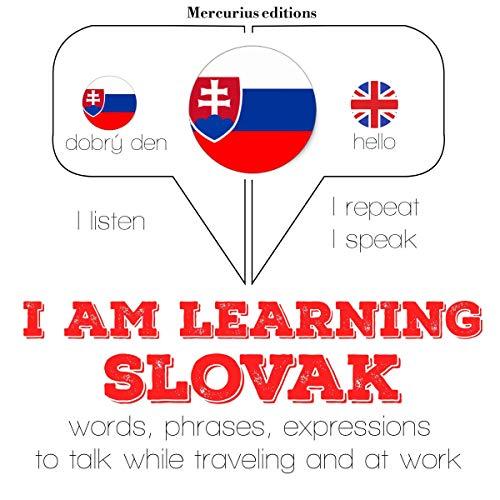 I am learning Slovak audiobook cover art