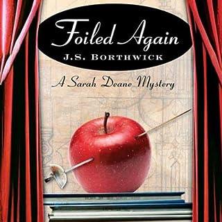 Foiled Again audiobook cover art