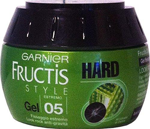 Fructis Style Gel cheveux extrême Hard 150 ml
