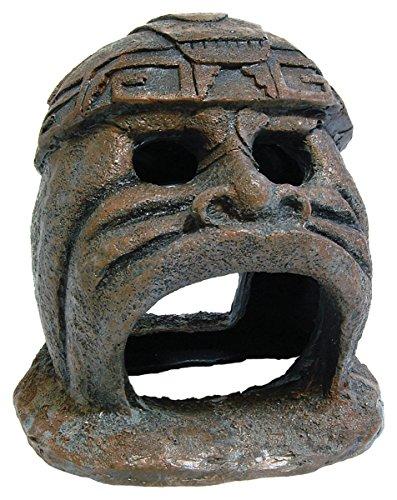 Aqua Spectra Mayan Hideaway Statue Aquarium Ornament