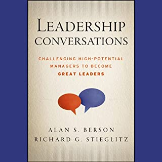 Leadership Conversations cover art