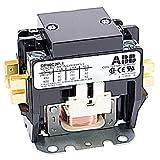 ABB, DP40C2P-1, 2 Pole, 40 Amps, 120VAC Coil,...