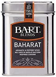 BAHARAT MEAT BALLS - Add a couple of teaspoons to beef or lamb mince before adding chopped onion and rolling into meat balls or kofta. Perfect served on a bed of cous-cous Bulgur Wheat - Mix Baharat with olive oil to season bulgar wheat. Peferct basi...