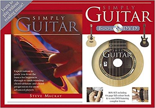 Simply Guitar Book & DVD