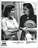 Vintage Photos 1991 Press Photo Jessica Steen Actress Wendy Phillips Homefront TV Drama Series