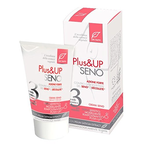 Dr.Taffi Plus&Up Crema per Seno - 100 ml