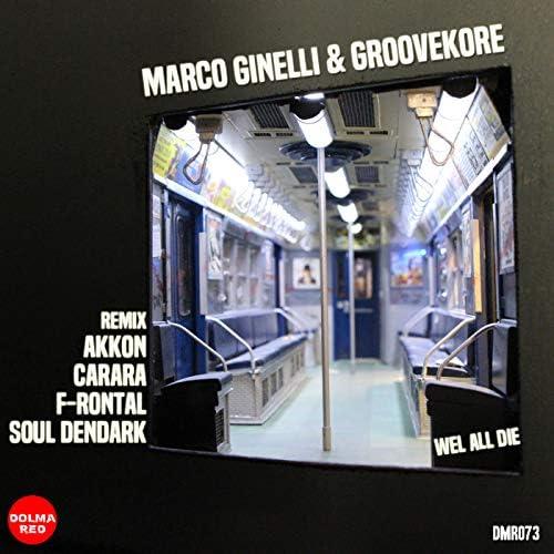 Marco Ginelli, Groovekore