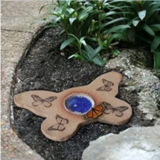 Always Azul Pottery Butterfly Puddler