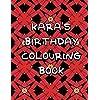 Karas Colouring Book