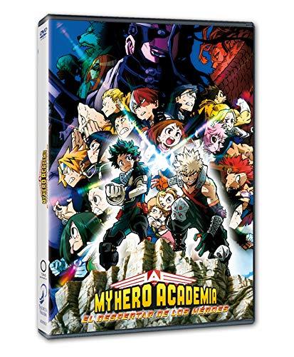 My Hero Academia The Movie. El Despertar de los Héroes [DVD]
