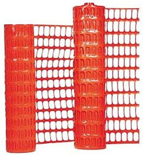 Unbekannt Schutznetz Warnnetz Bauzaun Wildzaun 1 x 30 Meter