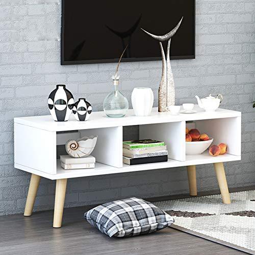 WWLONG Mueble de TV para sala de estar, mesa de TV, mueble de TV, para comedor, dormitorio, sala auxiliar, TV, soporte de armario, soporte para TV Recycled Stander Mod.