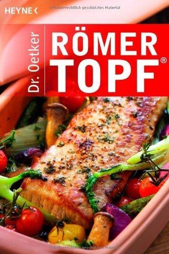 Römertopf von Dr. Oetker (1. September 2009) Taschenbuch