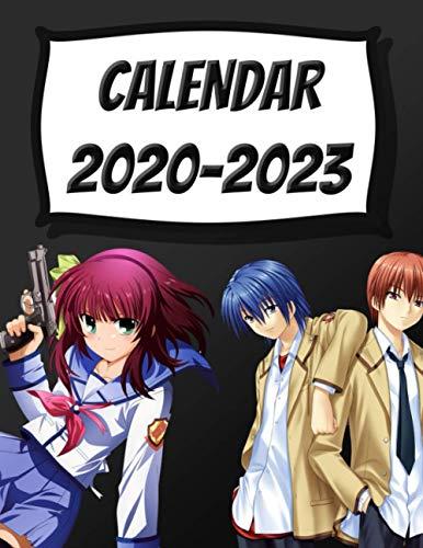 [画像:Limited Edition: Angel Beats! Anime Series Fan's Calendar 2020-2023]