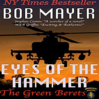 Eyes of the Hammer audiobook cover art