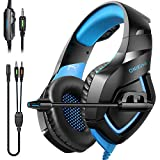 Best Headset For Xbox Ones - ONIKUMA Gaming Headphones PS4 Headset Gaming Headset Xbox Review