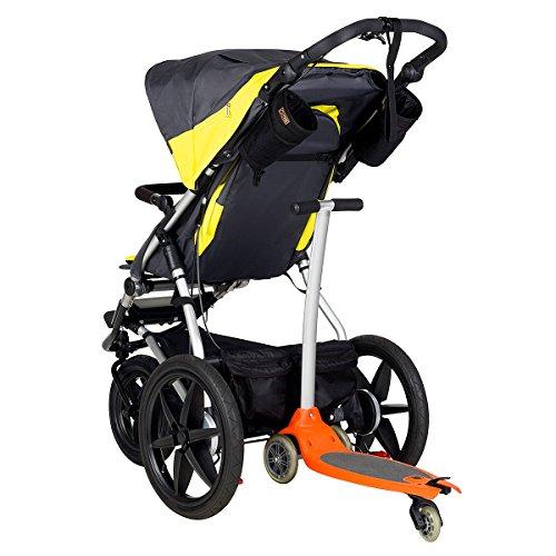 Mountain Buggy Terrain Premium Jogging Stroller, Solus (TER-V3-49), One Size