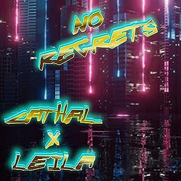 No Regrets (feat. Leila)