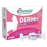 veezy DERM Spot-on bei fettiger, trockener & schuppiger Haut, 5x2 ml