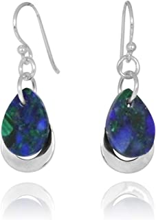 Best azurite malachite earrings Reviews