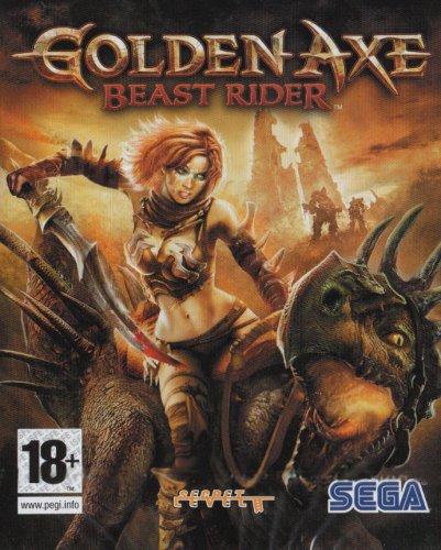 Golden Axe Beast Rider (Playstation 3) [Edizione: Regno Unito]