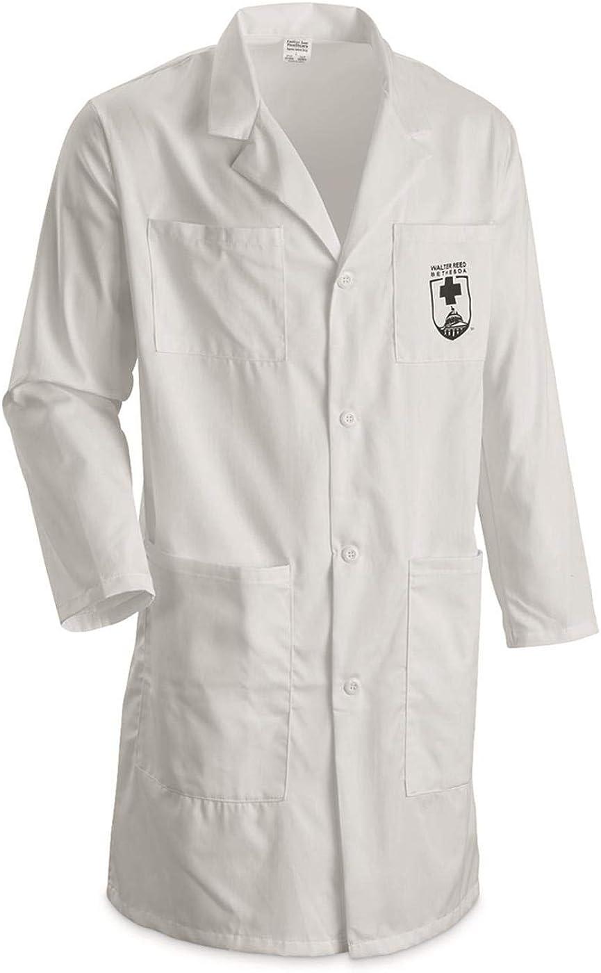 Max 59% OFF Surplus U.S. Military Max 76% OFF Walter Reed Hospital 2 Coats Pack Li Lab