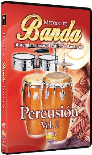 Banda Percusion: Volume 1 USA DVD