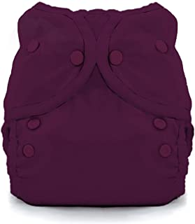 Thirsties Duo Wrap Cloth Diaper Cover, Snap Closure, Sugar Plum Size One (6-18 lbs)