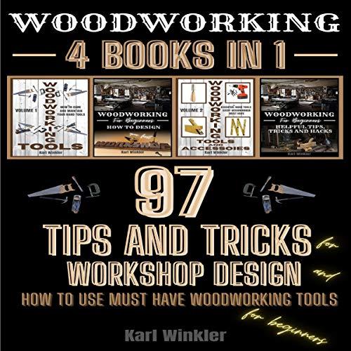 Couverture de Woodworking