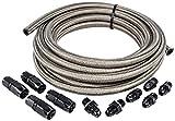 JEGS 113601K Automatic Transmission Cooler Line Kit