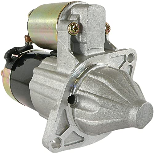 DB Electrical 410-48149 Starter Compatible With/Replacement For Motor Grasshopper 722D Lawn Garden Mower Kubota 16824-63011 M0T88081 410-48149 16824-63011 16824-63012 16824-63013 16824-63014