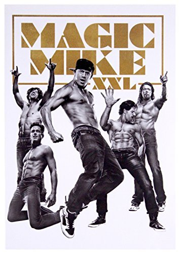Magic Mike XXL [DVD] [Region 2] (English audio. English subtitles) by Channing Tatum