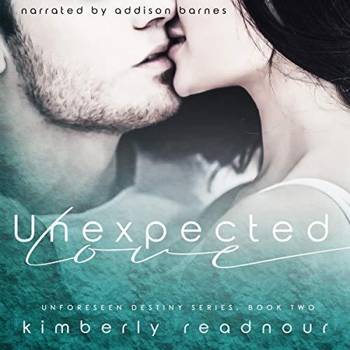 Unexpected Love audiobook cover art