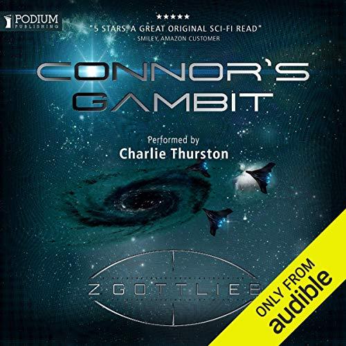 『Connor's Gambit』のカバーアート