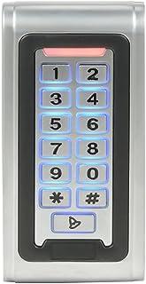 Wiegand 26 bit Outdoor Install Waterproof IP68 Metal Case RFID & Password Keypad Single Door Stand-Alone Access Control