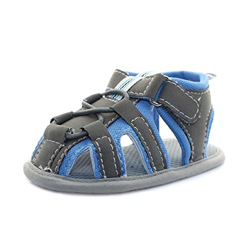 Itaar Infant Baby Boy Shoes rutschfeste Sandalen weiches Gummi Sohle