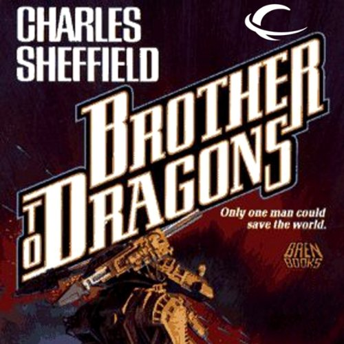Brother to Dragons audiobook cover art